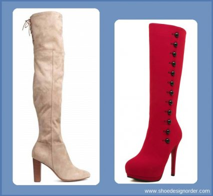 Thigh-High Boots Order