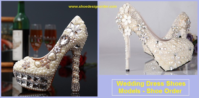 Wedding Dress Shoes Models - Shoe Order