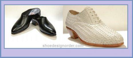 Egg Heel Shoe Models
