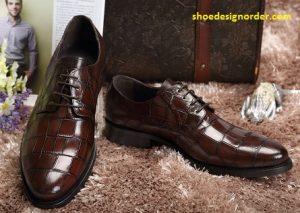 Classic Men's Shoes Models -  Shoe Order