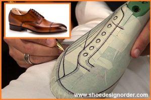 Special Shoe Order - Men Boots Model