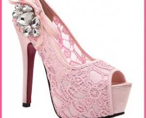 Pink Shoes Order