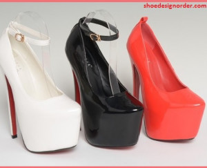 Platform Heel Shoe Models – Special Design Shoes