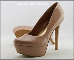 Platform Heeled Women's Shoes Order