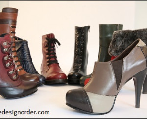 Orthopedic Women's Shoes Models