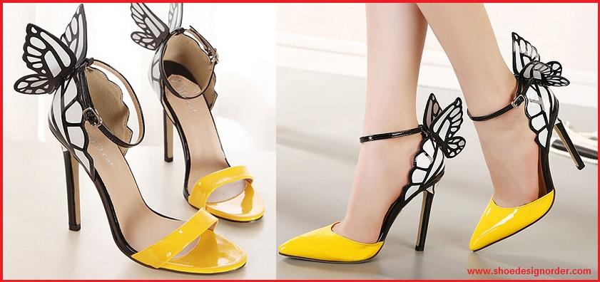 Women's Stiletto Shoe Models