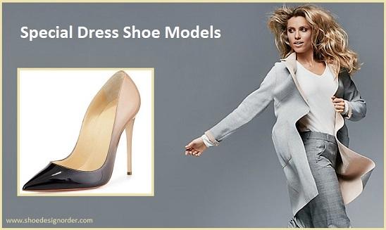Special Dress Shoe Models – Design Shoes