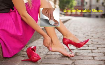 How to Fix Shoe Disturbing – Uncomfortable Shoes
