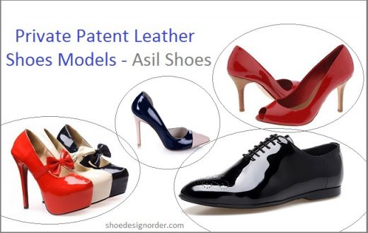 Private Patent Leather Shoes Models – Asil Shoes