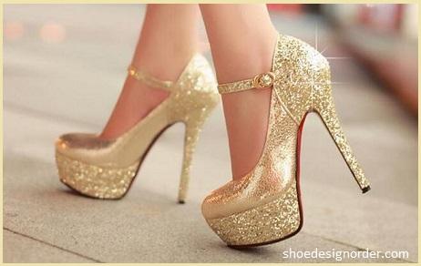 Platform Heel Shoe Models - Shoe Order