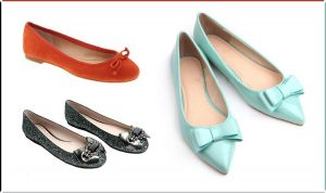 Women's Flat Shoes Models
