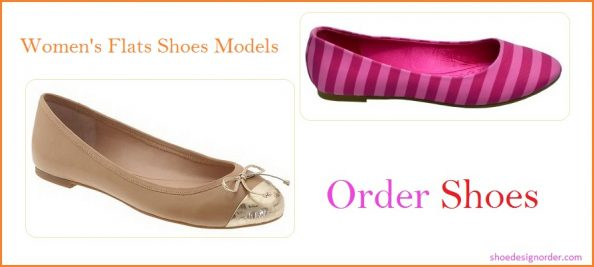 Women's Flats Shoes Models – Order Shoes