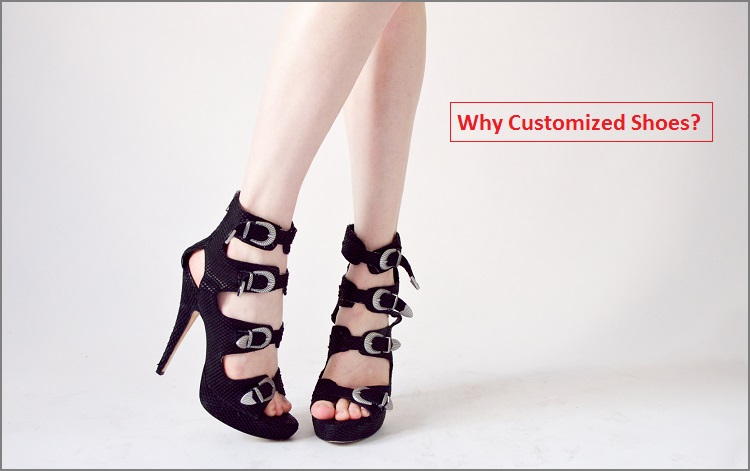 Why Customized Shoes?