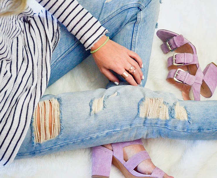 Best Shoes With Boyfriend Jeans