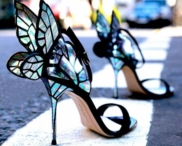 6 Most Creative and Elegant Heel Designs