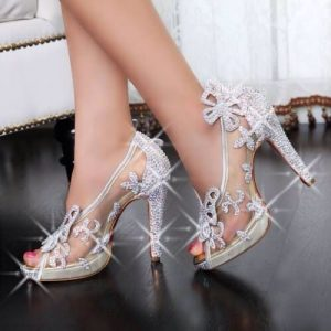 cinderalla wedding shoes16