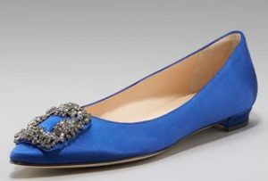 manolo-blahnik-jewelled-satin-ballet-flat