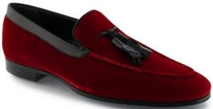 red man loafer