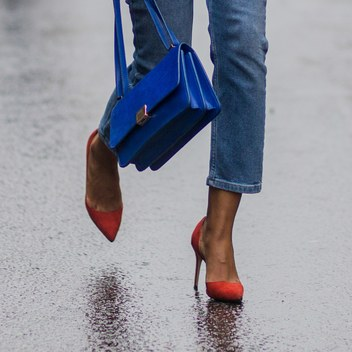 How to Wear Statement Shoes in Street Style