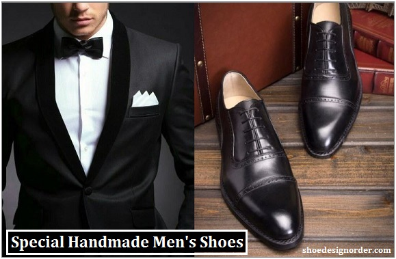 Special Handmade Men Shoes
