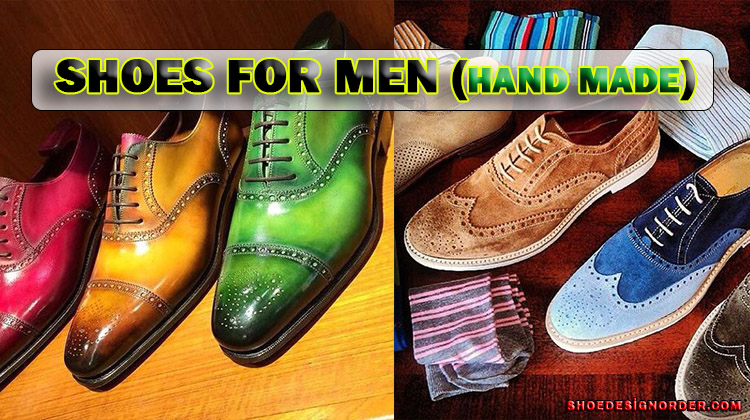 High Quality Leather Shoes for Men (Hand Made)